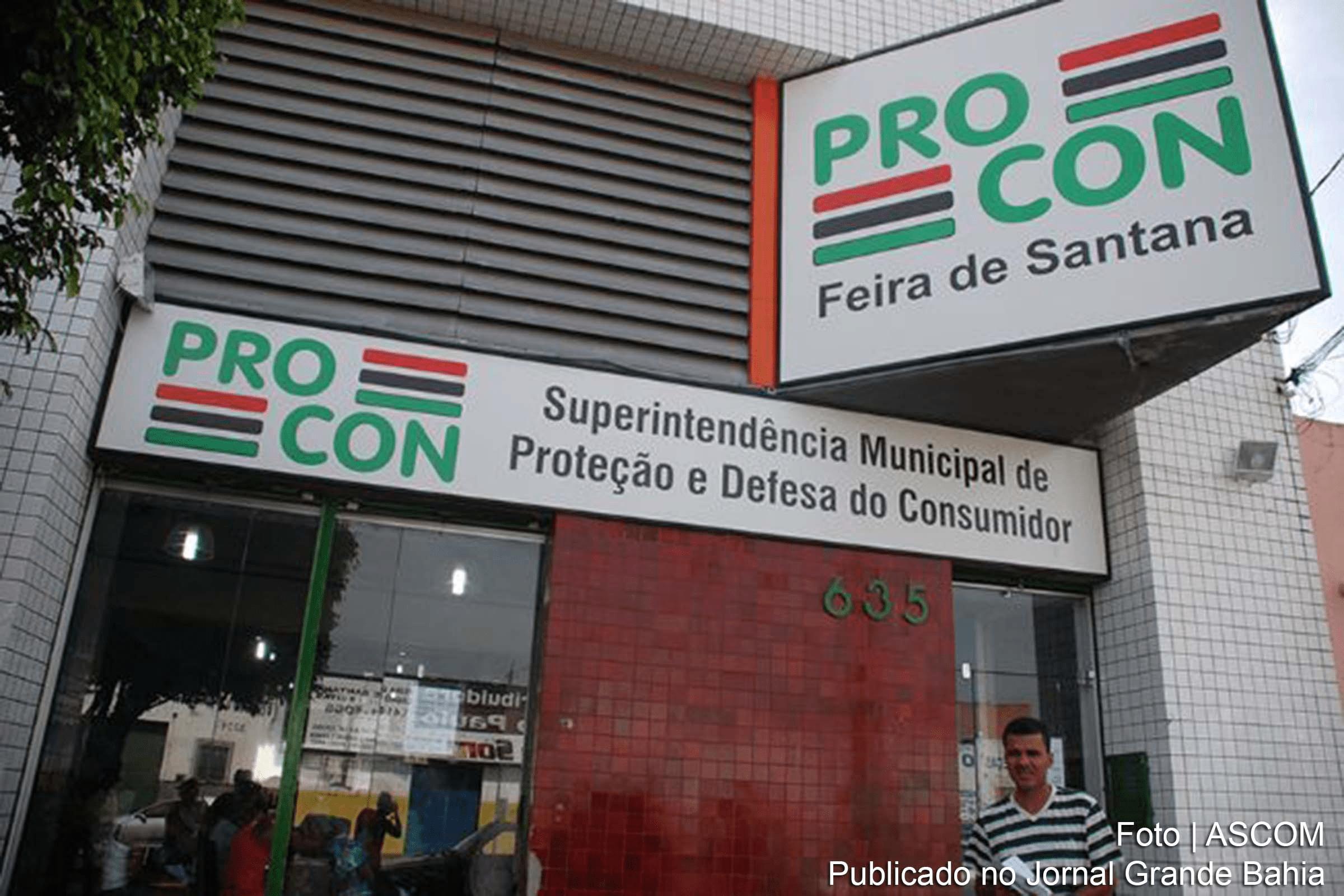 Procon Feira De Santana